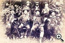 1893 - Revolução Federalista (Rio Grande do Sul). Foto: Reprodução