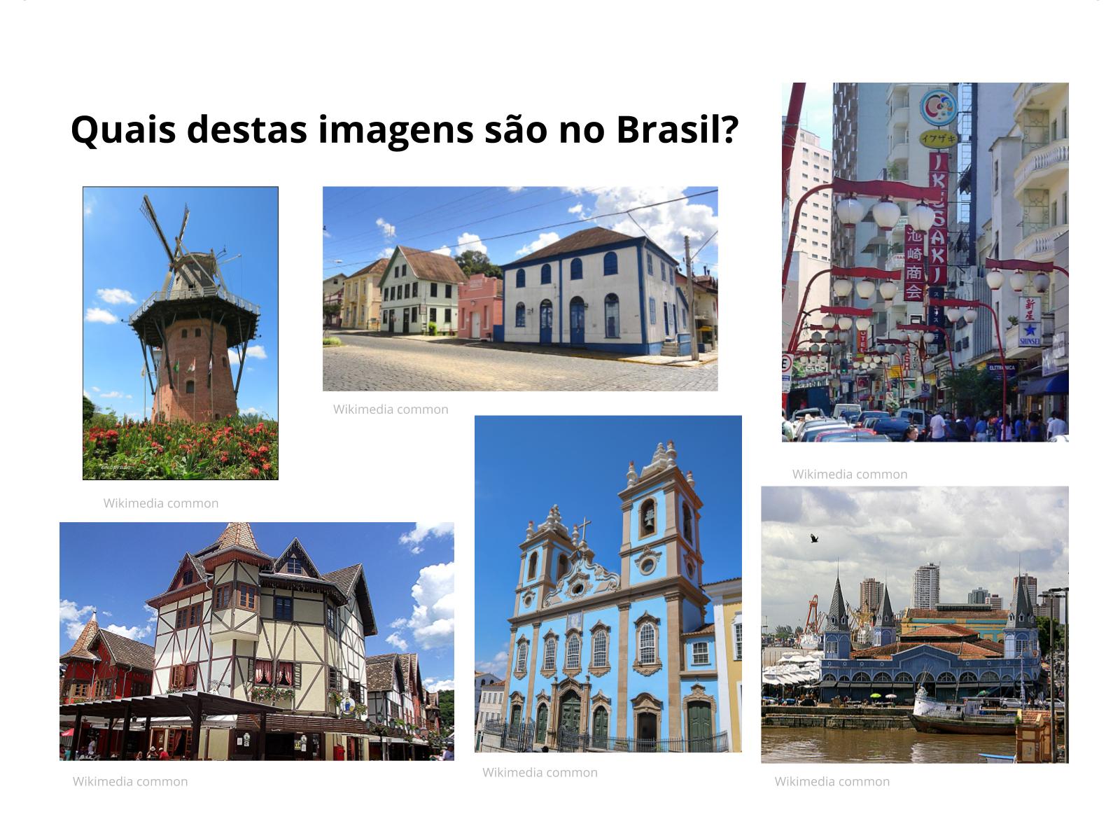 Migração para o Brasil: país de muitos povos