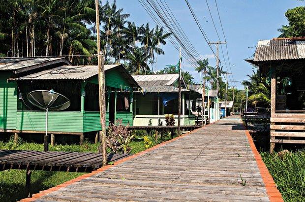 Nas ilhas do Bailique, o êxodo da população que quer estudar voltou a ser comum. Janduari Simões