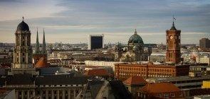 Foto da arquitetura de Berlim