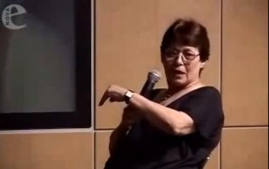 Palestra de Telma Weisz sobre Alfabetização - parte 2