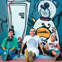 Grafite transformador. Foto: Marina Piedade
