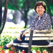 Yolanda Reyes. Foto: João Marcos Rosa/Agência Nitro