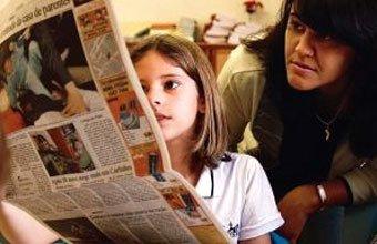 Adriana, do Colégio Cristo Rei, de Marília: alunos sentem falta de notícias