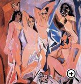 Demoiselles d'Avignon, Pablo Picasso