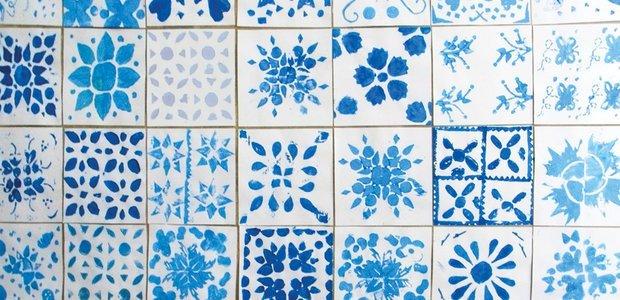 Azulejos portugueses. Foto: Arquivo pessoal/Anderson Leitão