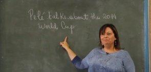 Compreensão de vídeo em inglês