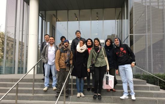 MIT Media Lab - Grupo do Desafio de Aprendizagem Criativa