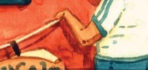 Arte no varal: como expor a produção das crianças