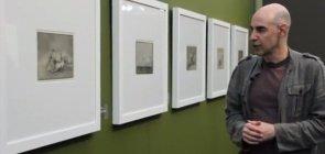 Visita à exposição de gravuras: Papéis Estrangeiros, no Masp
