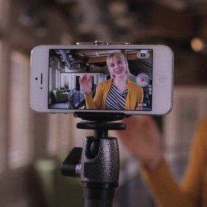 Filmagem em vídeo