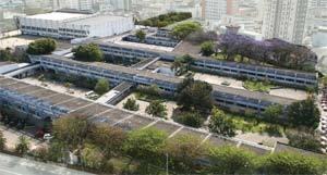 PARECE UNIVERSIDADE Em uma área imensa, o Instituto funciona bem porque é organizado em departamentos. Foto: Danísio Silva/Tempo Editorial