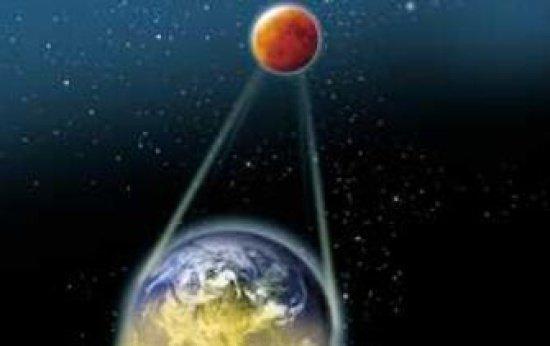 Os eclipses solar e lunar