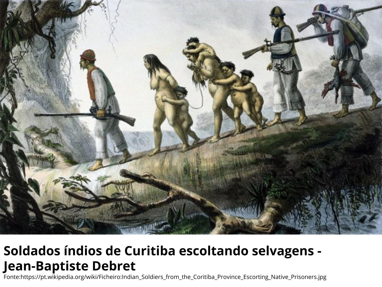 Os povos indígenas na formação do território brasileiro