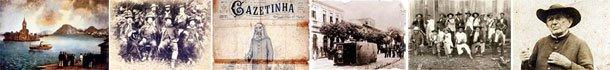 Movimentos Sociais do início da República. Fotos: Reprodução