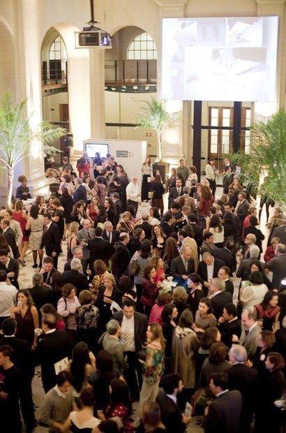 A Sala São Paulo ficou lotada para a cerimônia da 15ª edição do Prêmio Victor Civita, no dia 15 de outubro, Dia do Professor