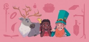 Yes, o folclore cabe nas aulas de Inglês!