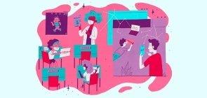 Como usar os planos de aula no formato de ensino híbrido