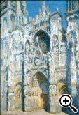 Catedral de Rouen, Claude Monet