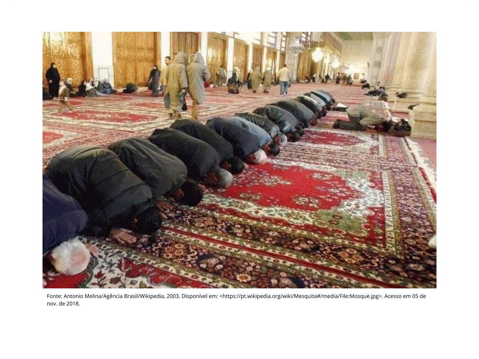 Islamismo, preconceito  e Islamofobia