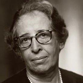 Hannah Arendt A Voz De Apoio à Autoridade Do Professor