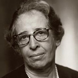 Hannah Arendt. Foto: Corbis /Stock Phot