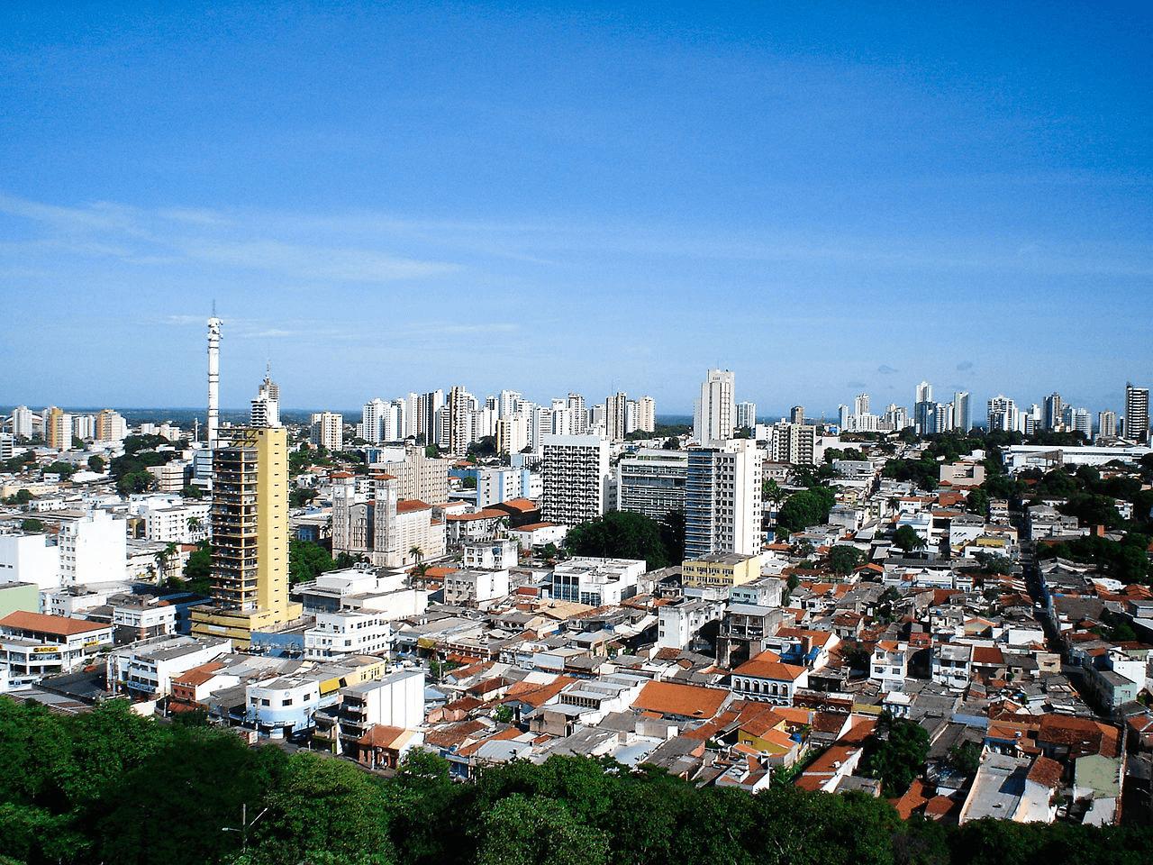 Vista de Cuiabá