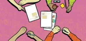 Baixe: modelo de pauta de reunião para o conselho de classe