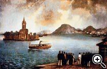 1893 - Revolta Armada (Rio de Janeiro). Foto: Reprodução