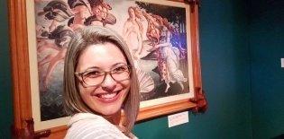 Aline Geraldi, professora de Ciências e mentora de planos de aula do Time de Autores