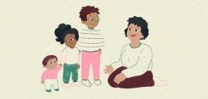 E-book: Dicas para uma boa relação entre crianças e famílias no isolamento