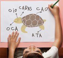 Combinação perfeita. Foto Paulo Vitale. Ilustração: Anna Cunha