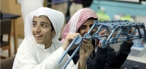 Ithra Youth Initiative é um projeto educacional inovador na Arábia Saudita