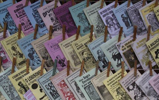 Literatura de cordel: o gênero literário continua vivo!