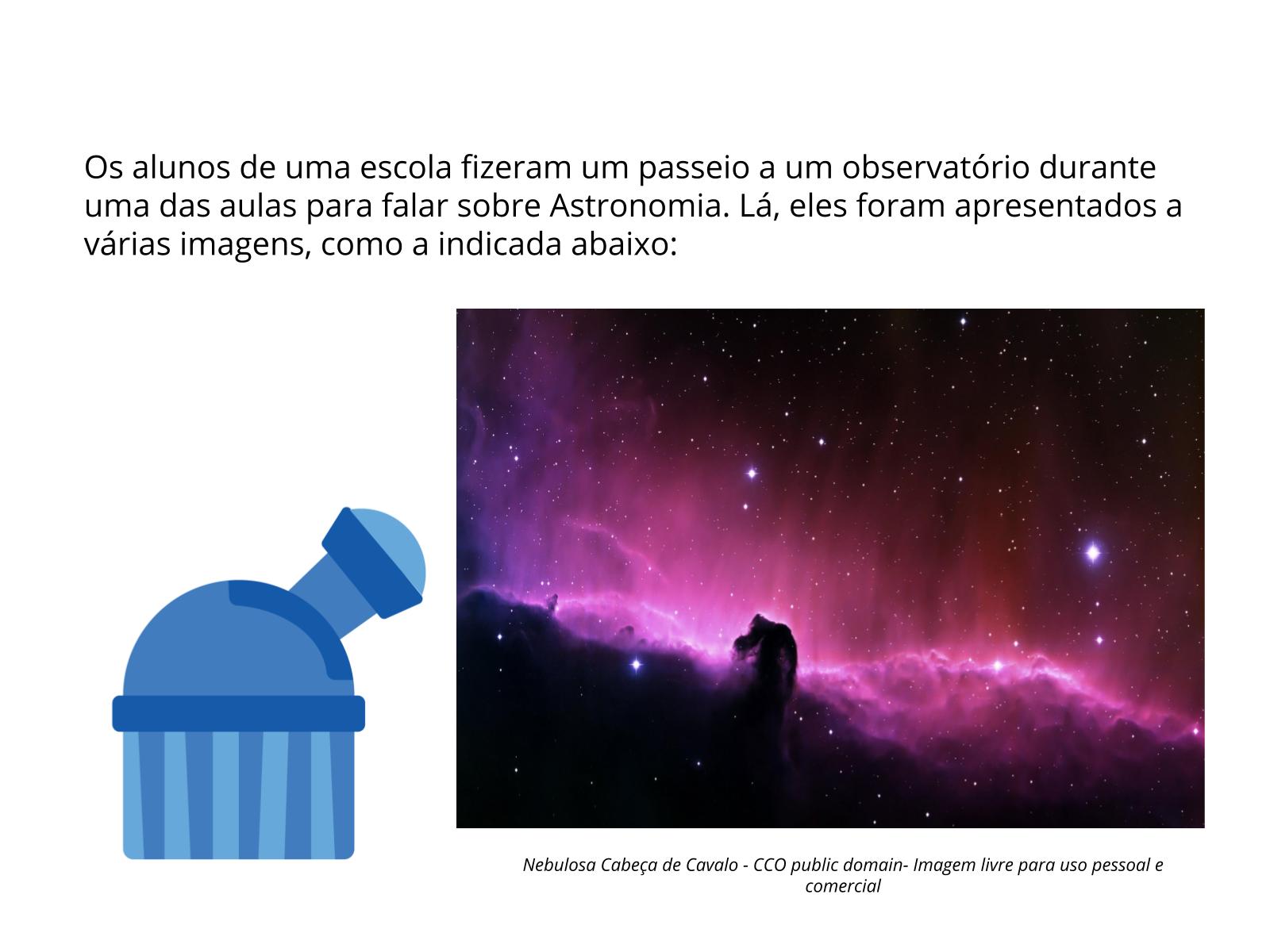 As nebulosas