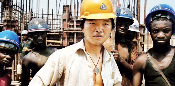 RECURSOS EXTERNOS O investimento em infraestrutura foi exigido pela Nigéria em acordo com a China. Foto: Aolo Woods/Anzenberger/Contacto