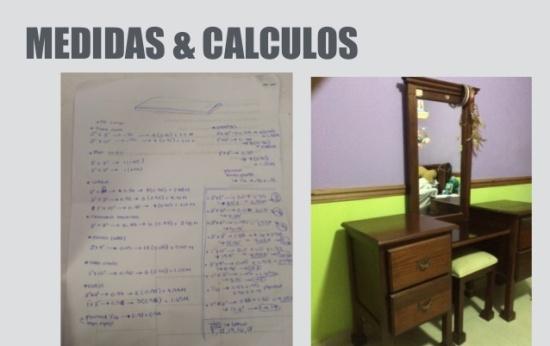 Resolução de problemas: medidas e cálculos