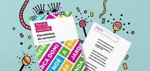 E-book: Letras de marchinhas para ler com a turma