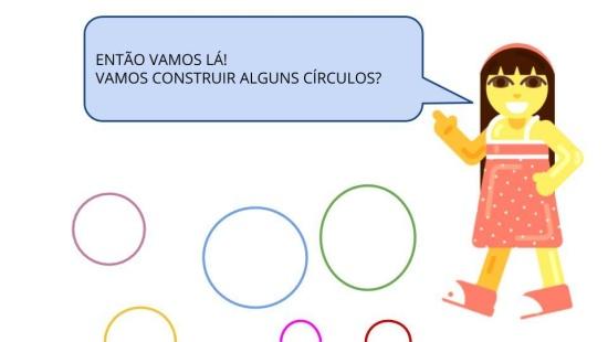 Construindo círculos