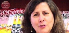 A professora favorita de Angela Dannemann