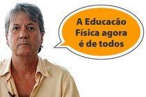 Marcelo Barros Jabu, especialista em Educação Física. Foto: Gabriela Portilho