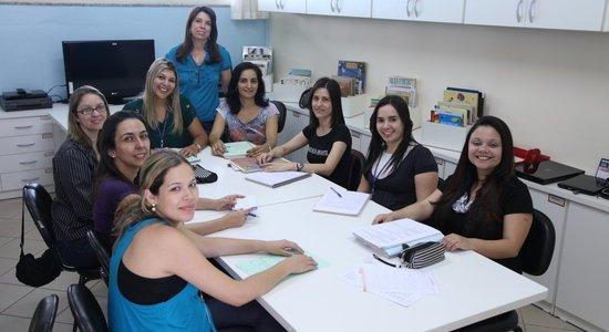 A Primeira Reunião Do Ano Com Professores E Funcionários