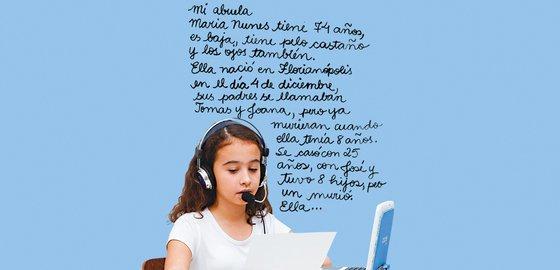 Falar da vida dos outros em espanhol. Tarcisio Mattos/Tempo Editorial. Ilustração Alice Vasconcellos