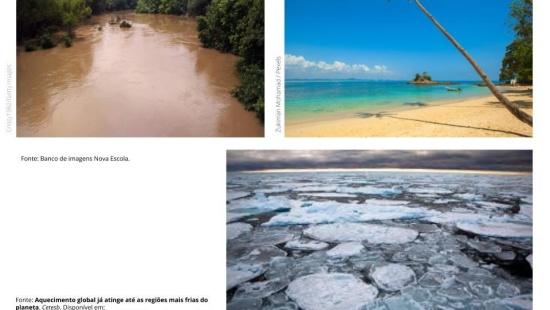 Água e a erosão do solo