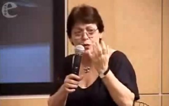 Palestra de Telma Weisz sobre Alfabetização - parte 5