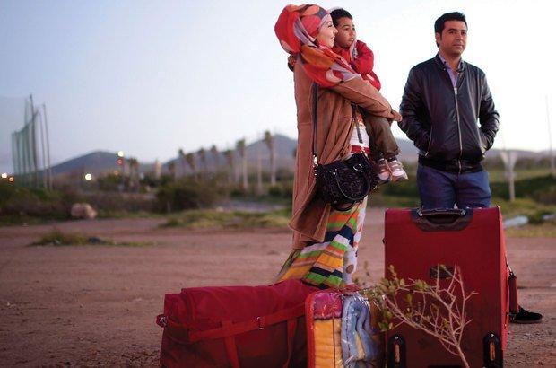 Refugiados sírios em Melilha esperam para embarcar para a Espanha continental. Getty Images/Alexander Koerner