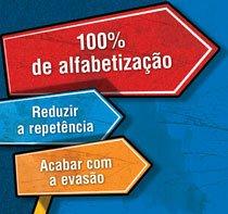 Um plano de metas para atingir em 2012. Ilustração: Bruno Algarve