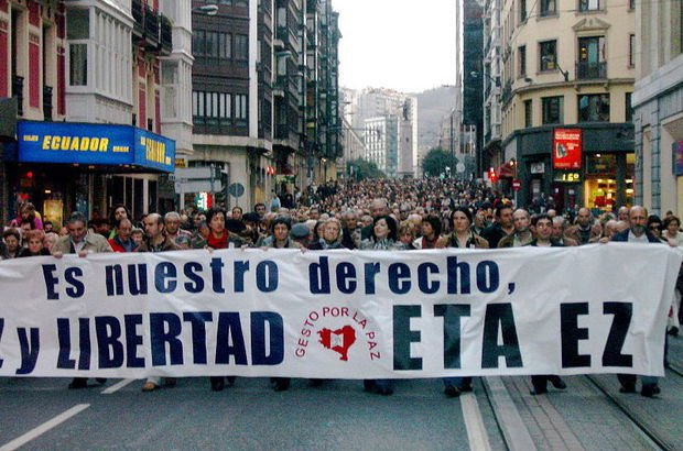 Manifestação na Espanha. Crédito: Christian Gonzales / Wikimedia
