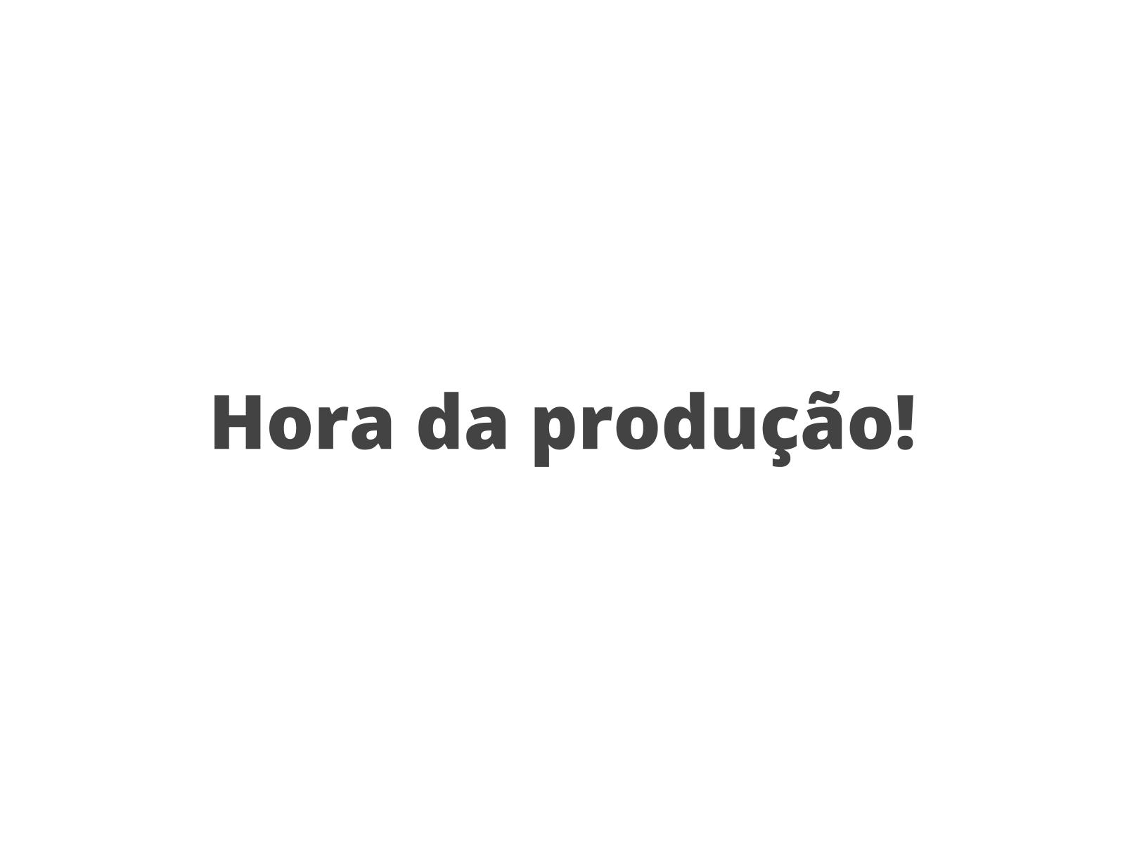 Produção de haicais com o uso de verbos de ligação
