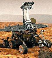 Robô Spirit. Foto: Nasa/JPL/Cornell University/Maas Digital